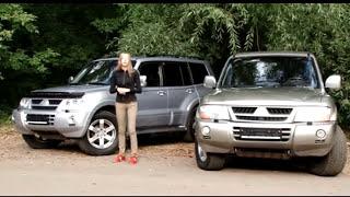 Подержанные автомобили - Mitsubishi Pajero 2004г.(Больше тест-драйвов каждый день - подписывайтесь на канал - http://www.youtube.com/subscription_center?add_user=redmediatv Присоединяй..., 2014-03-21T18:58:52.000Z)