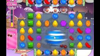 Candy Crush Saga Level 1400【Hard Level】NO BOOSTER