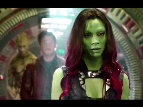 Guardians Of The Galaxy 2014 Gamora Guardians of the Galax...