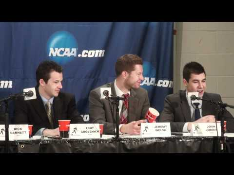 Union vs. UMass-Lowell Postgame Press Conference