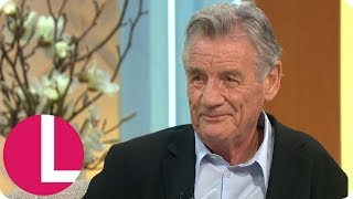 Michael Palin Shares Incredible Stories From His Visit to North Korea | Lorraine