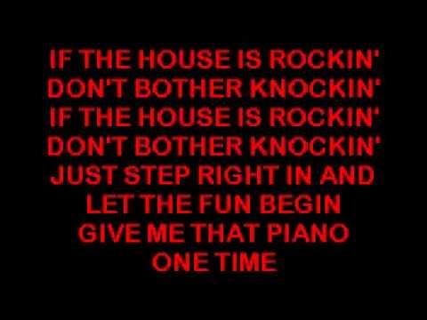SC8271 07   Parnell, Lee Roy   If The House Is Rockin' Karake