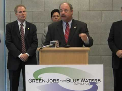 Green Jobs for Blue Waters