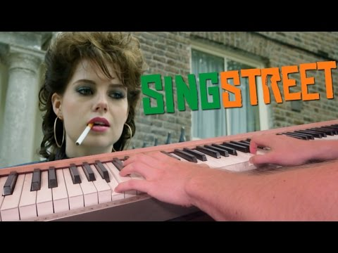 Drive It Like You Stole It  SING STREET Soundtrack  Piano