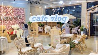 [cafe vlog] 도담랜드에 오신 여러분 환영합니다…