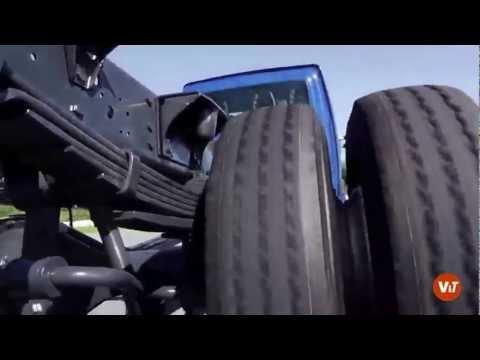 2012 - Fuori di test - Iveco Daily Cab