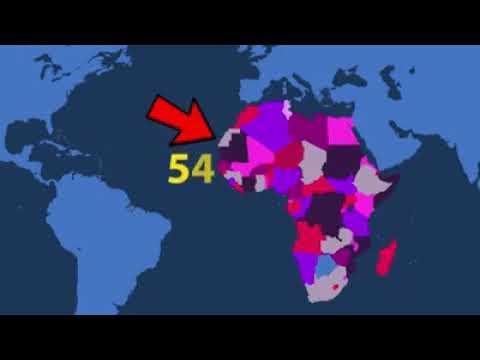 Children of the Dark Continent ONE AFRICA.