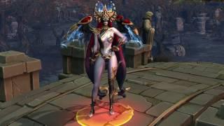 Герой Prime World — Аггель.