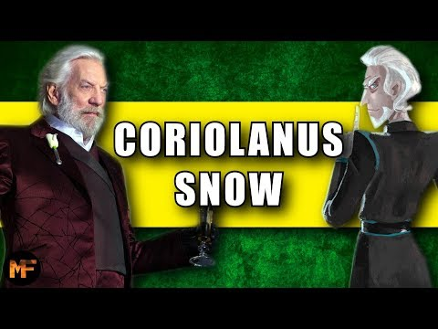 The Life of Coriolanus Snow • Character Analysis (Hunger Games Explained)