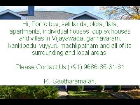 Independent Houses For Sale In Gannavaram Olx - YouTube