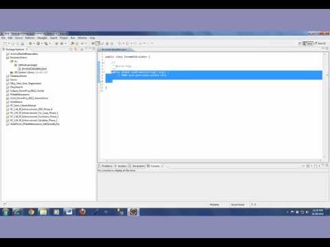 Learn To Write Code In Eclipse For Selenium Testing