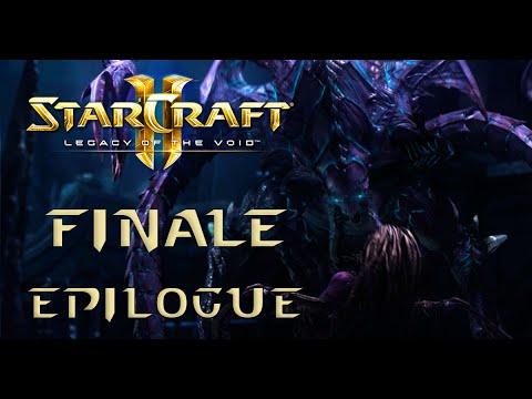 видео: starcraft ii legacy of the void. Эпилог Финал  - Падение Амуна Эксперт