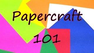 Papercraft 101 by feelinspiffy (Papercraft)