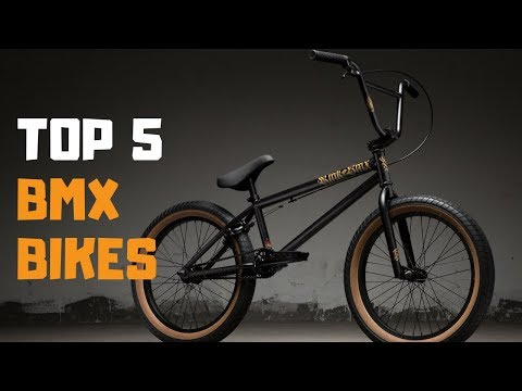 Best BMX Bikes In 2019 - Top 5 BMX Bikes Review