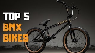 Best BMX Bikes in 2019  Top 5 BMX Bikes Review