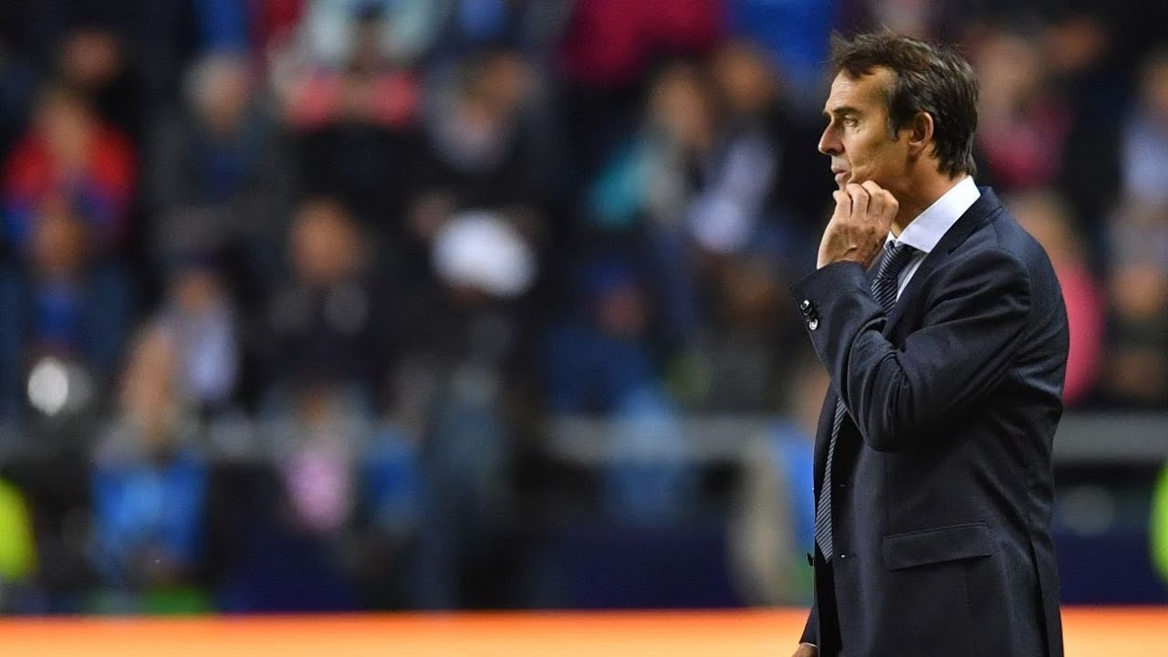 Real Madrid's Julen Lopetegui: Atletico Madrid 'punished' us in Super Cup