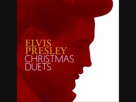 Elvis Presley & Gretchen Wilson  Merry Christmas, Ba