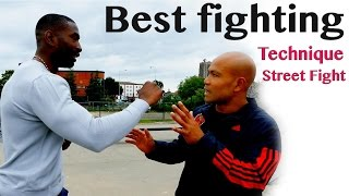 Best Fighting Technique | Street Fight