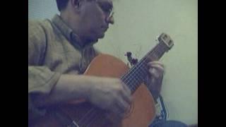Catalan Folk Song - La Filadora - Arr. Miguel Llobet