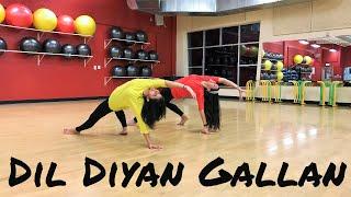 Gambar cover Dil Diyan Gallan Dance   Tiger Zinda Hai   Contemporary   Salman Khan   Katrina Kaif   Atif Aslam