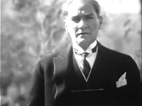 Atatürk'ün En Net Ses Kaydı !