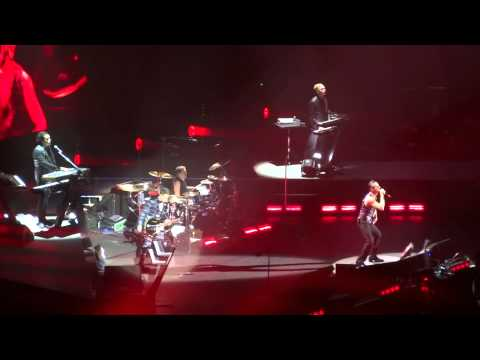 Depeche Mode @ Bercy, 29/01/2014