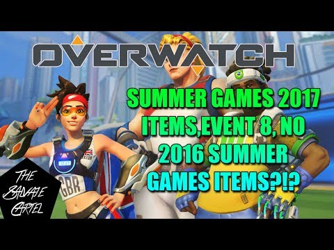 SUMMER GAMES 2017 ITEMS,EVENT 8, NO 2016 SUMMER GAMES SKINS?