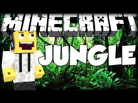 Minecraft - HG - Vale A Pena Jogar na Jungle!!