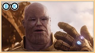 He is thanos