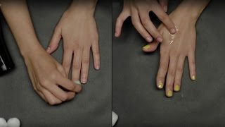 How To Dry Your Nail Polish Faster | Hacks
