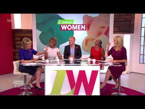 Agony Uncle Graham Norton | Loose Women