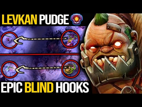 LEVKAN PUDGE!!! EPIC BLIND HOOKS   Pudge Official