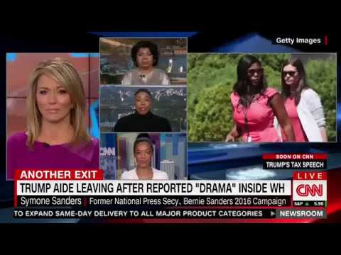 Angela Rye on Omarosa: Girl Bye