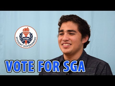 Sebastian Velez- SGA Freshman Senate Candidate