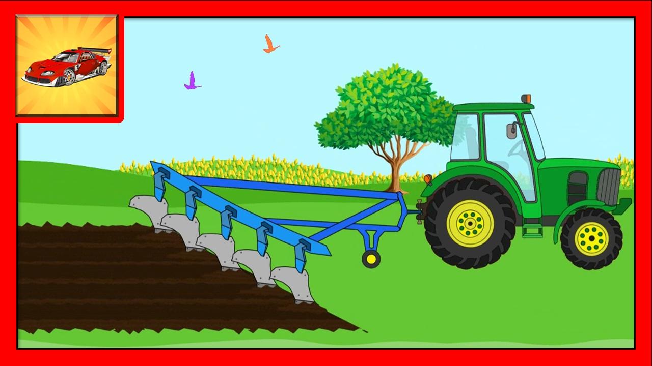 desene animate pentru copii tractorul la ferma youtube. Black Bedroom Furniture Sets. Home Design Ideas
