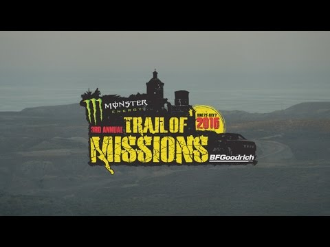 2016 Monster Energy Trail of Missions presented by BFGoodrich Full ABC TV Show