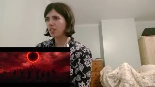 REACTION: BABYMETAL - Distortion (OFFICIAL)