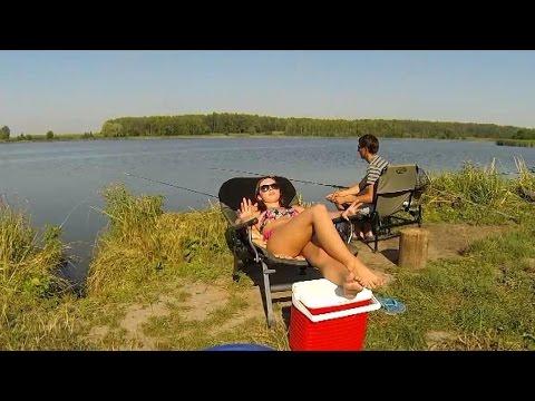 была видео секс на природе рыбалке между