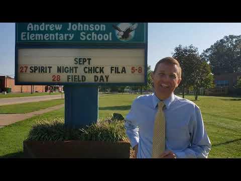 Eric's Epid Ed-venture: Andrew Johnson Elementary School