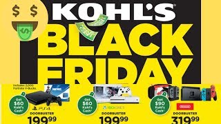 BLACK FRIDAY 2019 DEALS | KOHLS