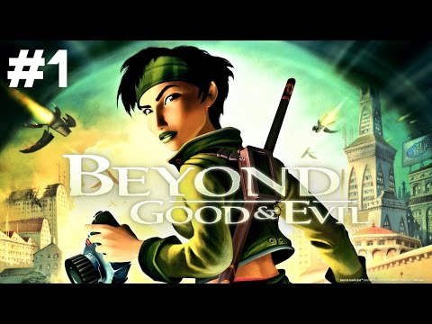 Lets Play Beyond Good & Evil - Part 1