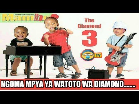 Wimbo Mpya wa Watoto Wa Diamond(Tiffah,Nillan $ Dylan) thumbnail