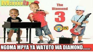 Wimbo Mpya wa Watoto Wa Diamond(Tiffah,Nillan $ Dylan)