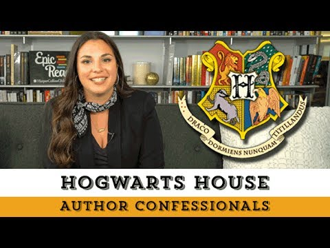 Hogwarts House Confessionals | Happy 20th Anniversary, Harry Potter! | Epic Reads Exclusive