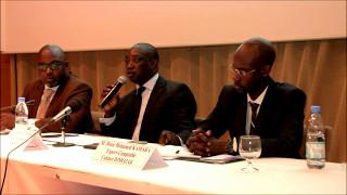 Atoojob Senegal Allocution du Président de la Cérémonie Fin