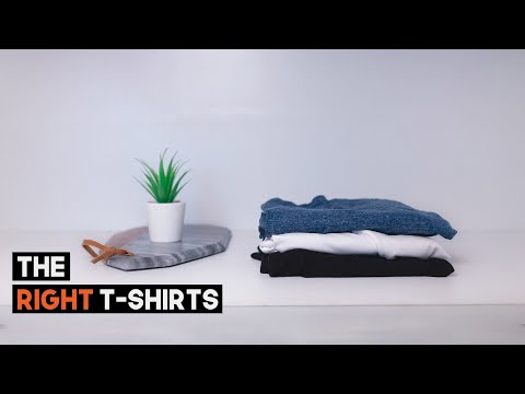 Finding The Right T Shirt | My Go To Brands
