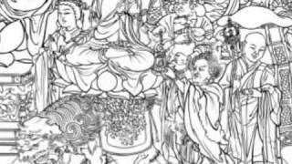 2009-57釈迦十六善神図Buddha