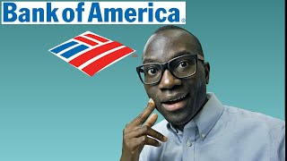 Bank Of America Checking Account | Watch this before opening an account.