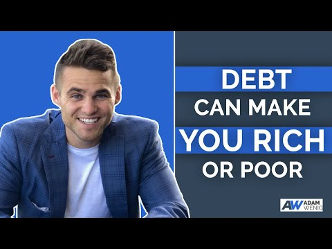 How Credit Card Debt Can Make You RICH Or POOR [The Choice is YOURS]