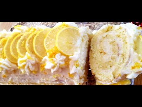 recette-de-bûche-au-citron-ou-roulé-au-citron